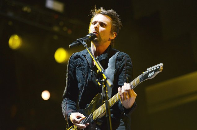 Muse Uses Facebook Live Video to Broadcast Their Concert